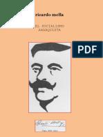 Socialismo Anarquista, El - Ricardo Mella