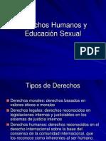 Sexualidad Derechos