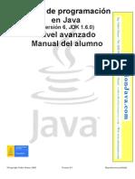 Java Avanzado Classes