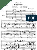 [Clarinet_Institute] Busoni Concertino