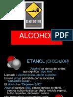 Clase Alcoholismo 2013