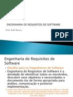 Unidade 2 - Engenharia de Requisitos de Software