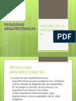 tipologias arquitectonicas