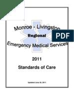 2011 MLREMS Protocols