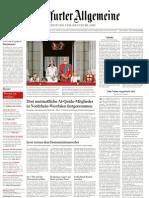 Frankfurter Allgemeine Zeitung 20110430