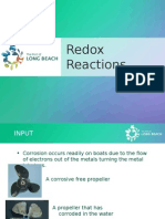 High School Science - Redox Reactions