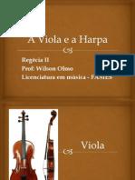 A Viola e a Harpa