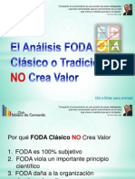 Foda Clasico No Crea Valor
