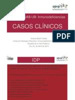 Casos Clinicos Inmunodeficiencias