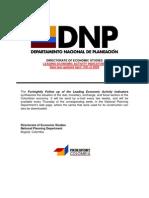 Leading Economic Activity Indicators Colombia April 13th 2009