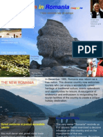 Turism in Romania