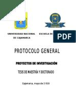 Protocolo General 2