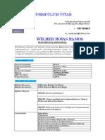 Cv. Wilber Rojas