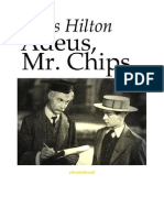 Adeus Mr Chips