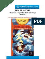 Cuentos y Leyendas de La Mitologia Griega Guia