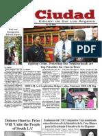 La Cuidad Newspaper