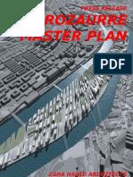 zaha hadid-Zorrozaurre Master Plan, Bilbao