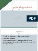 Aula 7 Linguagem e Lingusitica II 2 (1)