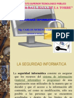 Clase Modelo - Seguridad Informatica