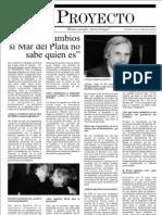 Periódico El Proyecto