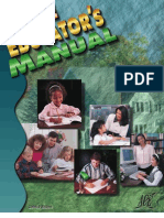 Home Educators Manual