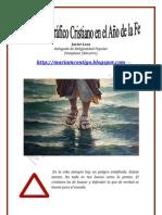 SEÑALES DE TRÁFICO CRISTIANO EN EL AÑO