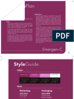 Redesign Style Guide Final
