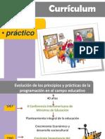 Curriculum enfoque práctico