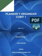 52704273-COBIT-1-PLANEAR-ORGANIZAR