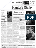 04/13/09 - The Stanford Daily [PDF]