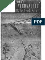 1953 Frank Zaic Year Book