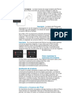 iPad Manual Del Usuario
