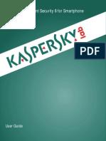 Manual de Kaspersky
