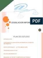 Contenidos de Derecho Informatico