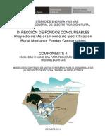 Contrato Mutuo Dinerario PCH
