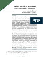 opinión y democracia Sampedro (1)