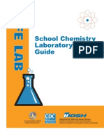 1727033 SAFE LAB School Chemistry Laboratory Safety Guide