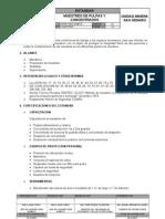 Sc-lab-std-01 Muestreo de Pulpas y Concentrados
