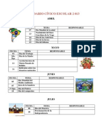 CALENDARIO CÍVICO ESCOLAR 2 013.docx