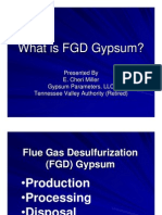 2-What is FGD Gypsum