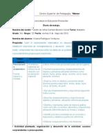 Diario 3 6 y 7 de Mayo Del 2013