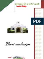 Programme de Licence - Seminaire de Limbé haiti