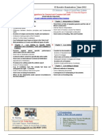 Important Topics for CS Intermediate Examination June 2012