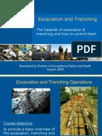 Excavation Trenching Shoring