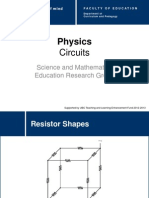 Sec Phys Circuits Resistorshapes