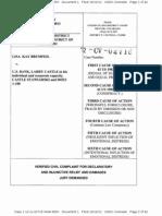 1 Complaint, Brumfiel v. U.S. Bank