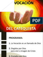 Vocacion Del Catequista