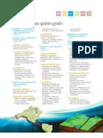 ESTUDIOS SOCIALES 5º GRADO
