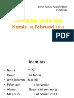 Laporan Jaga IGD_app