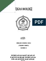 Tugas Biologi Kes. (Sistem Pencernaan Pada Manusia)